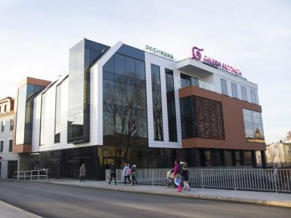 Galeria Brodnica I etap