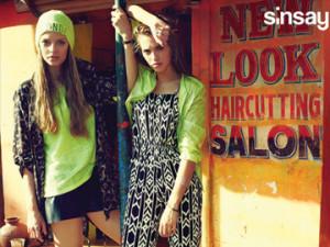 8 marca otwarcie salonu Sinsay! -20% na start!