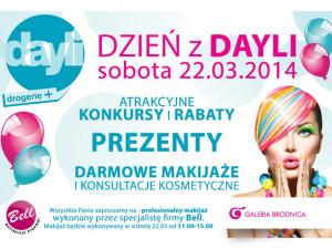 Dzień z Dayli – sobota 22.03.2014