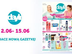 Gazetka Dayli 2.06 – 15.06