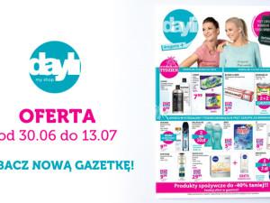 Gazetka Dayli 30.06 – 13.07