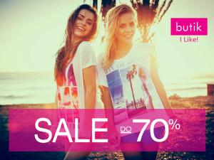 Butik – sale do -70%