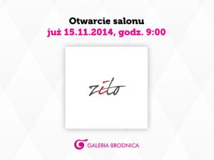 Wielkie otwarcie salonu marki Zito. 15.11.2014