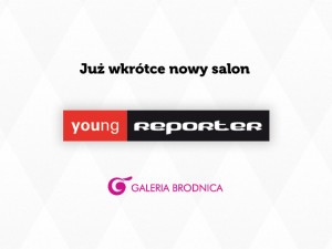 Otwarcie salonu Young Reporter