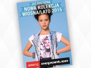 Nowa kolekcja Reporter Young!