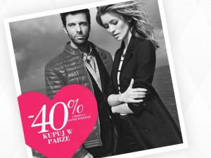 Top Secret & Friends rabat -40% na zakupy z drugą połówką!