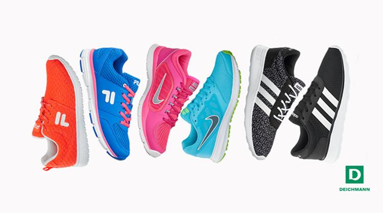 Deichmann – markowe buty sportowe | Galeria Brodnica