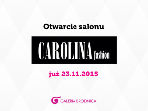 Otwarcie salonu Carolina fashion