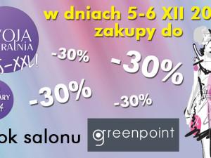 W Salonie Twoja ubieralnia zakupy do -30%