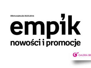 Empik – nowości i promocje