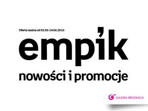 Nowości i promocje w Empik!