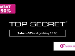 Rabat w salonie Top Secret
