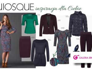 Oberżyna to jeden z ulubionych odcieni marki Quiosque!