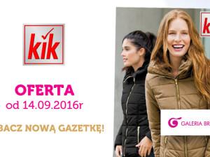 Przygotuj się na nadejście jesieni razem z KiK!