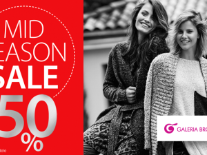 Mid Season Sale w Quiosque!