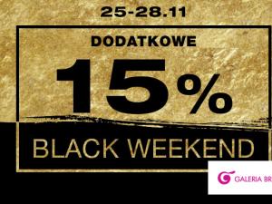 Black weekend w 50 style!