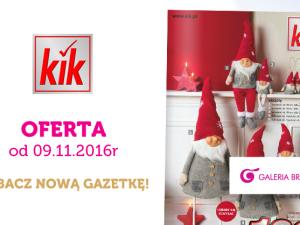 Rozpocznij przygotowania do najpiękniejszego czasu w roku razem z KiK!