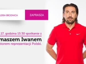 Spotkanie z Tomaszem Iwanem- dyrektorem reprezentacji Polski!