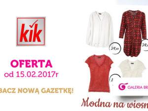 Razem z KiK rozpoczynamy przygotowania do wiosny!