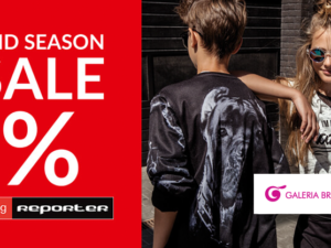 MID SEASON SALE do -50%
