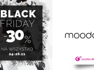 Black Friday w sklepie MOODO!