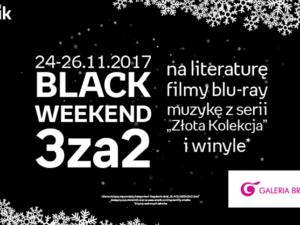Black Weekend w salonie empik!