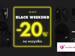 Black weekend w 50 style!