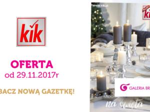 Radośnie oczekuj na święta z KiK!