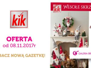 świąteczne akcesoria w najnowszej gazetce KiK!