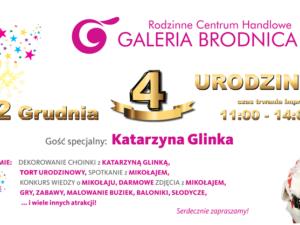 4-te urodziny Galerii Brodnica!