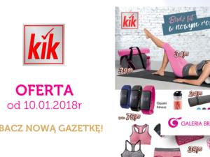 Nowy rok, nowa gazetka KiK, nowa Ty!