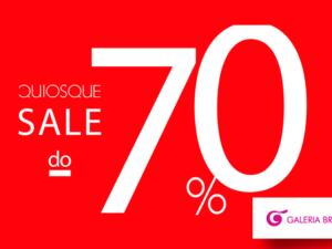 Ceny w QUIOSQUE sięgają do -70%