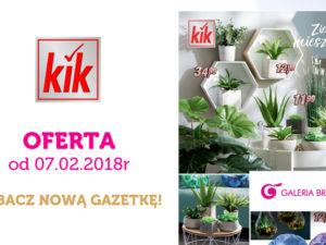 Przygotuj się do wiosny razem z KiK. Zobacz najnowszą gazetkę!