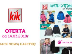 Zapraszamy na wiosenne zakupy do KiK!