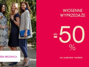 – 50% na wybrane modele wQuiosque!
