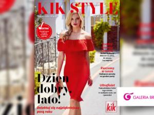 """Już jest! """"KiK Style"""" – inspirujący magazyn dla klientów KiK"""