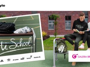 HI  School! Wróć do szkoły w dobrym stylu z 50 style!