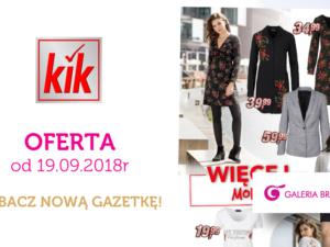 Zobaczcie najnowszą kolekcję mody jesiennej KiK!