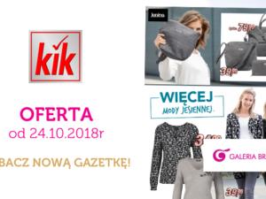 Zobacz najnowsze propozycje mody w KiK!