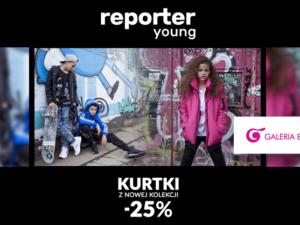 Promocja KURTKI -25%!
