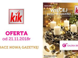 Nowość w KiK!
