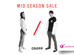 MID SEASON SALE w Cropp!