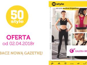 Nowa gazetka 50 style!