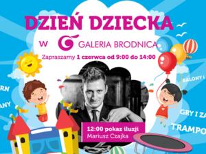 Dzień Dziecka w Galerii Brodnica