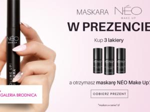 NEO Make Up za 1zł w NeoNail!