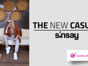 Barwne Maroko i klasyki codziennego stylu w kolekcji Sinsay New Casual!