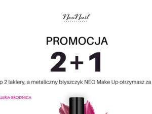 Oferta 2+1 w NeoNail