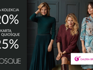 Nowa kolekcja -20% w QUIOSQUE!