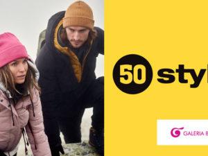 50 style przedstawia kolekcję outdoorową