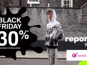 Black Friday -30% na kolekcję Jesień/Zima19